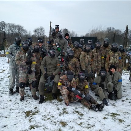 GRS na PAINTBALL i WATERPOLO